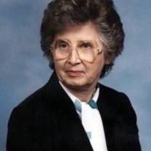 Elsie Marie Long Coble