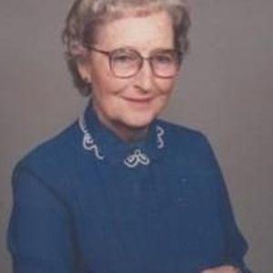 Zenobia Ruth McWaters