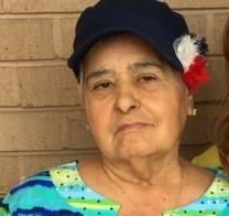 Maria Martha Barron obituary photo