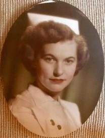 Rose Marie Buscho obituary photo