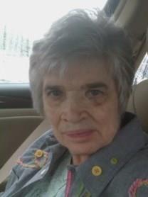 Dora Virginia Hestley obituary photo