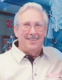 Gene A. Hickman obituary photo