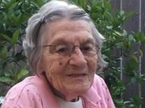 Margery Jane McCurley obituary photo