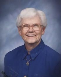 Mary Jane Cole obituary photo