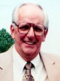 John Richard Roberts obituary photo