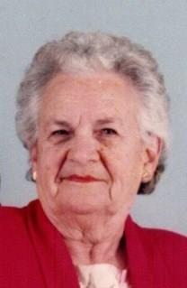 Catherine Hutter obituary photo
