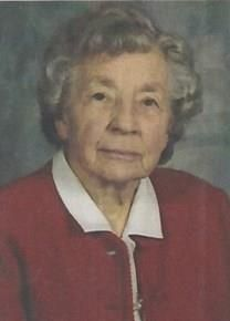 Jean Eleanor Weers obituary photo