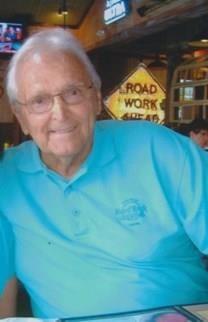 Charles C. Harned obituary photo
