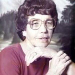 Pauline Hodgin Graves