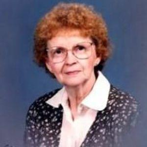Mary Barnes Stauber