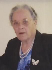 Martha M. Campbell obituary photo