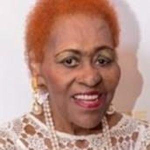 Rosa Mary Mackie Robinson