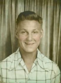 Harvey F. Dudley obituary photo
