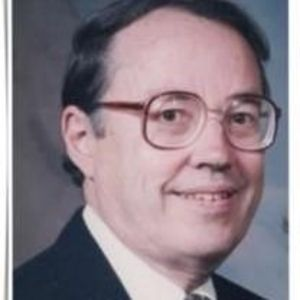Gordon Blair Evans