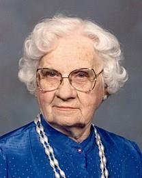 Marie Emma Marchulones obituary photo