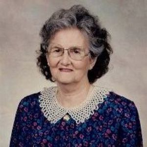 Mrs. Claudia Pearson Cantrell Obituary Photo