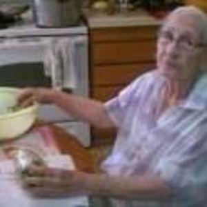 Gladys Elizabeth Harms