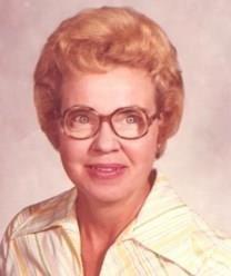 Jean S. Klehm obituary photo