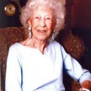 Maria W. Garrett