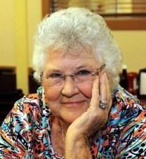 Shirley Jane Case obituary photo