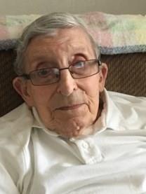 Theodore Surface obituary photo