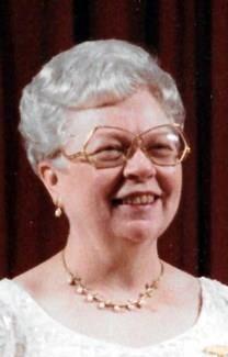 Katherine Anna Dean obituary photo