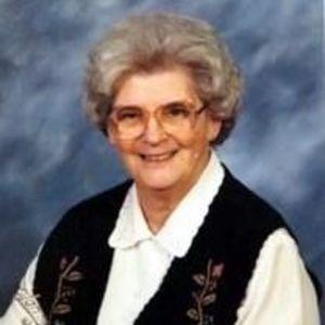 Mary McFaden Creasey