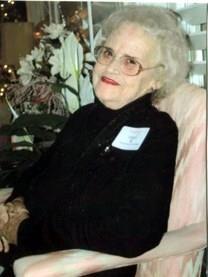 Mary Faye Hobson obituary photo