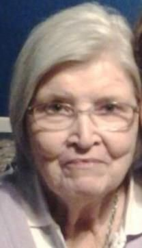 Gloria Jean Couch obituary photo