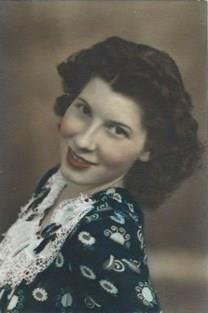 Daisy Ellen Hodson obituary photo