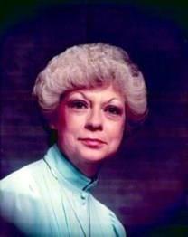 Kay Von Hendley Harrison obituary photo