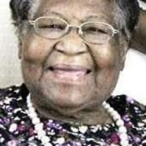 Doris Myers Washington