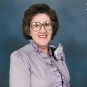 Gertrude Ann Rhudy