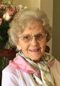 Mary Frances Fickett obituary photo