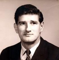 Julian Leo Cawthorne obituary photo