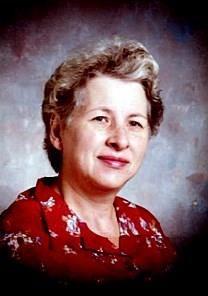 Joan Byrnes Wright obituary photo