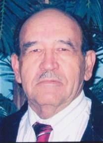 Lionel Hinojos obituary photo