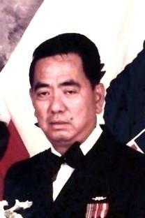 Romeo Soronio Bombase obituary photo