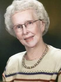 Winnie Peal Honeycutt obituary photo