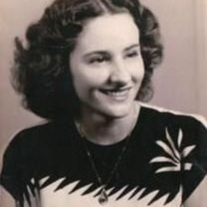 Betty R. McCartney