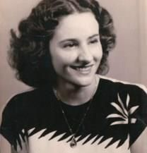 Betty R. McCartney obituary photo