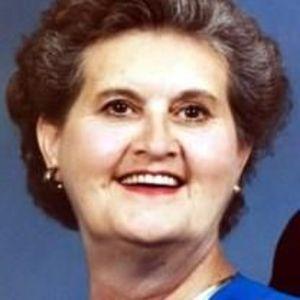 Martha Ann Lewis Cole