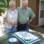 50th Wedding Anniversery