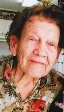 Virginia Bell Reed obituary photo