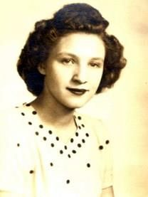 Betty Osburn obituary photo