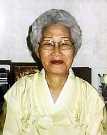 In Suh Chung obituary photo