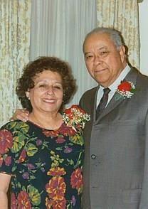 Luz G. Segovia obituary photo