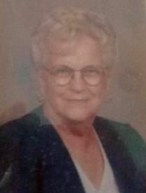 Ruby Marie Moore obituary photo