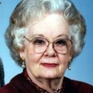 Frances Maxine Elder