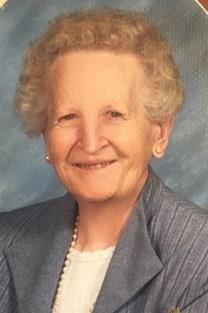 Mildred Marie McCrimmon obituary photo